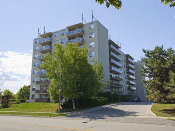 Apartments for Rent in Burlington -  Longmoor Terrace Apartments - CanadaRentalGuide.com