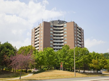 Apartments for Rent in Mississauga -  Rathburn Apartments - CanadaRentalGuide.com