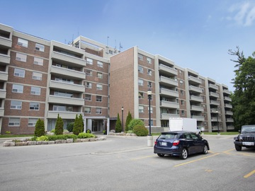 Apartments for Rent in North York -  Stubbs Apartments - CanadaRentalGuide.com