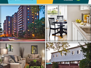 Apartments for Rent in ottawa -  Accora Village - CanadaRentalGuide.com