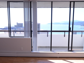 Apartments for Rent in Vancouver -  Bellevue Tower West - CanadaRentalGuide.com