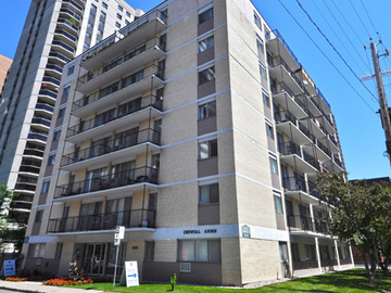 Apartments for Rent in Ottawa -  Crystal Arms - CanadaRentalGuide.com