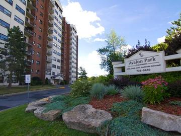 Apartments for Rent in Ottawa -  2450-2470 Southvale Crescent   - CanadaRentalGuide.com