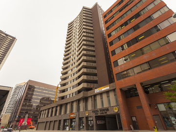 Apartments for Rent in Calgary -  Vista Tower - CanadaRentalGuide.com