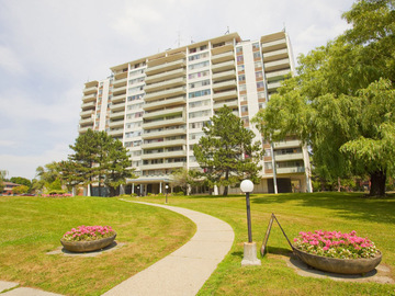 Apartments for Rent in Etobicoke - Dixon Apartments - CanadaRentalGuide.com